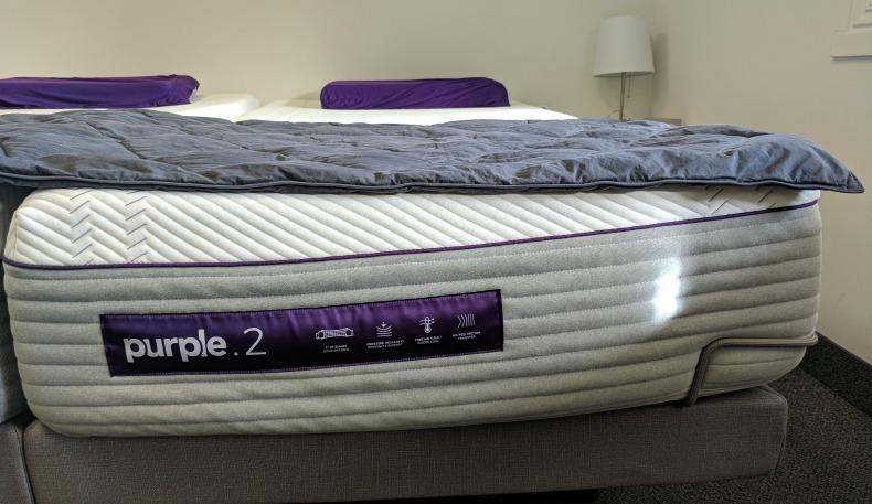 Purple mattress 2