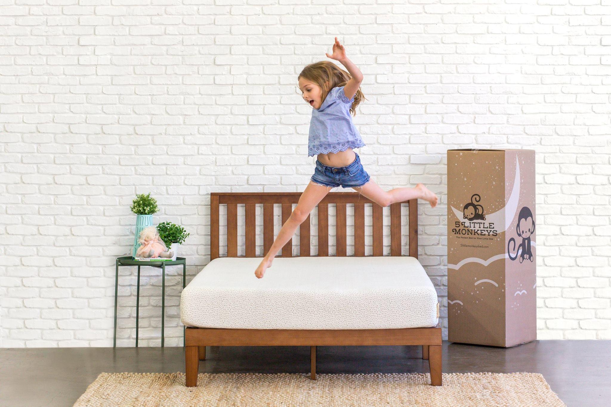 5 Little Monkeys Mattress Adds New Queen Size Beds