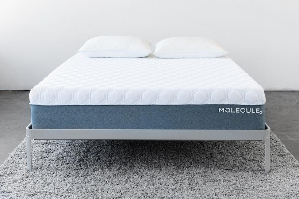 Molecule Mattress Black Friday Sale: 25% Off Everything and 40% Off Pillows and Sheets