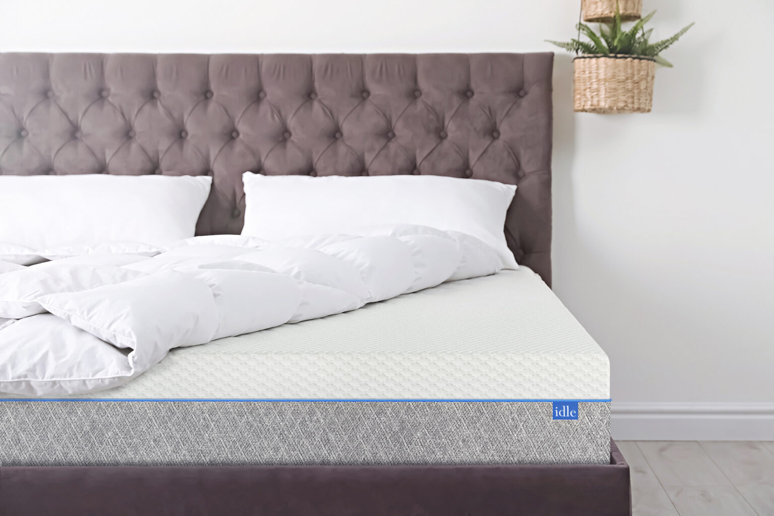 Idle Sleep New Memory Foam Mattresses Come with 2 FREE Pillows