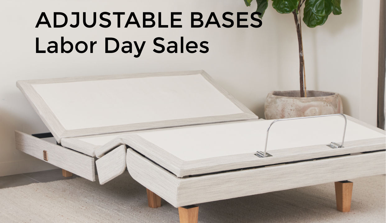 Labor Day Adjustable Bed Sales – Our Top 5 Picks