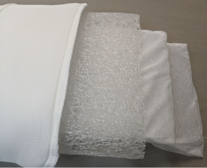 Bed Pillow Made Mostly of Air? Airweave Pillow Review