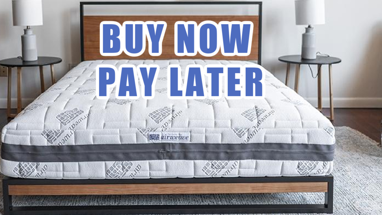 airweave Mattress Financing | Breathable and Super Clean